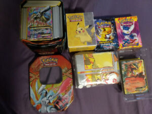 350+ pokemon cards EXs and Fullbodies included