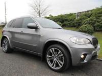 2012 BMW X5 3.0TD X-DRIVE 30d M SPORT **NAPPA LEATHER**