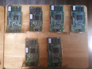 GPU Cards (Rescued,unknown if working)