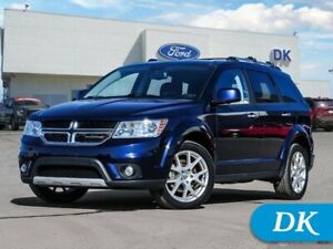 2017 Dodge Journey GT R/T  AWD w/Leather, Remote Starter, and Mo