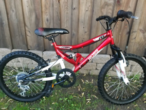 Ross Pitbull Kids Mountain Bike 6 Speed Bicycle