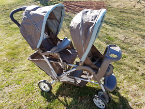 Graco Duo Glider (Classic Connect) Double Stroller