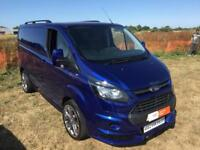 FORD TRANSIT CUSTOM RS EDITION NOT M SPORT, GTI OR SPORT