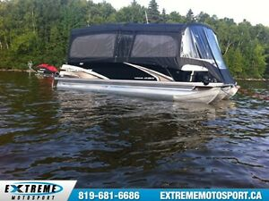 2014 PRINCECRAFT PONTON VOGUE 23 XT - PONTON 109,82$/SEMAINE
