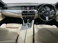 2016 BMW 5 Series 2.0 518D M SPORT 4d 148 BHP Saloon Diesel Automatic