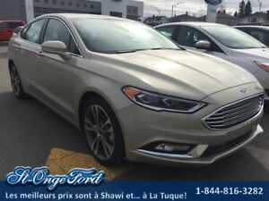 Ford Fusion Berline Titane traction intégrale