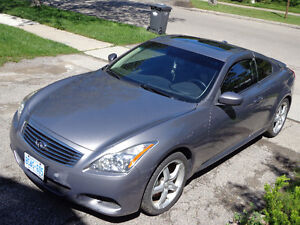 2009 Infiniti G37 Coupe (2 door)