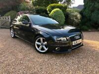 Audi A4 1.8T FSI ( 120PS ) 2009MY S Line