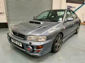 image for 1999/T SUBARU IMPREZA RB5 - NUMBER 198/444 - 118K - SURE FIRE INVESTMENT