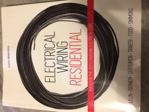Residential Electrical wiring book