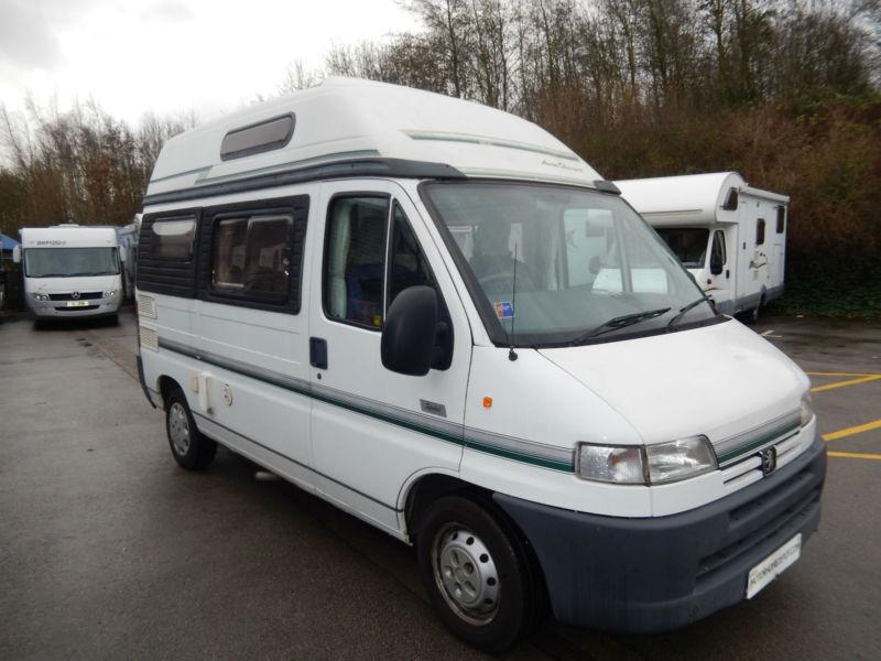 Auto Sleepers For Sale Gumtree: Auto Sleeper Symbol 2 Berth Camper Van For Sale