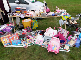Job lot from Car Boot/Collection/check images for quantity.