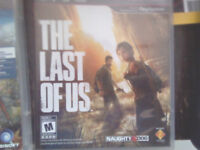 jeu playstation 3 the last of us 20$