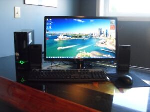"Acer 21.5"" LED Monitor- (HDD- 1TB) (DDR3- 4 Gigs) (Wireless Net)"