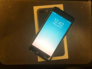 Iphone 7Plus 128GB, black ,factory Unlock