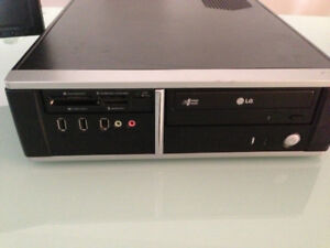 Excellent I7 media center pc - HDMI, SPDIF