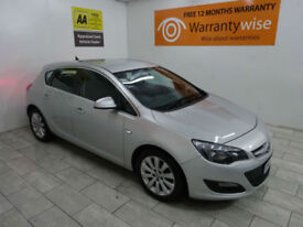 2013,Vauxhall/Astra 1.7CDTi 16v 110bho ecoFLEX***BUY FOR ONLY £38 PER WEEK***