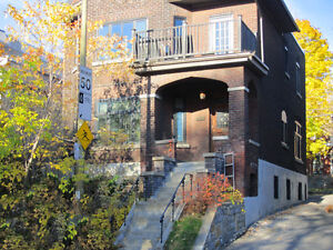 Charming detached house for rent in NDG