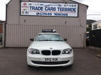 2012 12 BMW 1 SERIES 118D SPORT *FULL 12 MONTH MOT* £5995