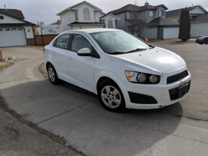 2012 Chevrolet Sonic *Price Reduced*