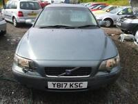 2001 VOLVO S60 T S 2.0 T S NICE BIG COMFY CAR