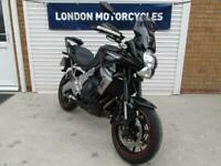 Kawasaki Versys KLE 650 2011 Only 14,000 miles FSH £££ Extras
