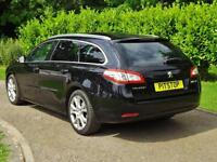 Peugeot 508 1.6 E-HDi SW Allure 5dr DIESEL SEMIAUTOMATIC 2012/12