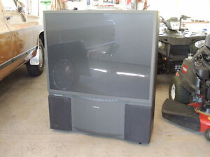 "Toshiba 55"" Projection Television"