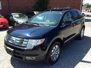 2008 FORD EDGE LIMITED AWD FULLY LOADED BACK-UP SENSOR