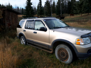 (PARTS) Ford explorer