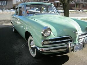 1953 STUDEBAKER CHAMPION 6 CLY 6 VOLT (parts only)