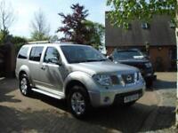 2007 Nissan Pathfinder 2.5dCi 174 AVENTURA
