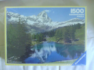 Three 1500 Piece Jigsaw Puzzles Still in Shrink Wrap North Shore Greater Vancouver Area image 7