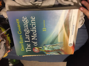 The Language of Medicine Textbook - 11th edition