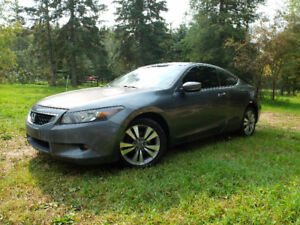 2008 Honda Accord Coupe 4 cylinder engine (2 door)