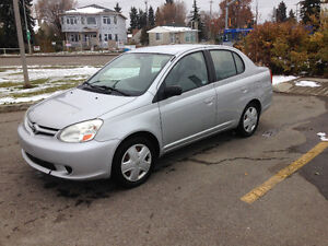 2004 Toyota Echo Sedan - Reliable Daily Driver - Remote Starter