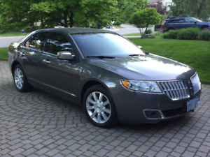 A Real Beauty - 2011 Lincoln MKS