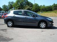 2009 59 Peugeot 308 1.6HDi S 5d **£30 Tax / New MOT**