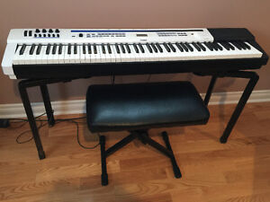 Casio Privia PX-5S 88 Key Piano Keyboard Workstation - Mint