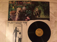 Mixed selection of Vinyl LP's incl. Wham! Eurythmics & Fleetwood Mac Most from 80's