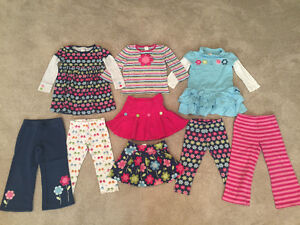 Lot of Girls Size 3 GYMBOREE Clothes