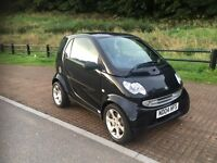 Smart Fortwo city coupe auto