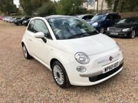 2010 Fiat 500 1.2 Lounge 3dr (start/stop)