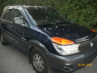 2002 BUICK RENDEZVOUS AUTOMATIC 4*4 FULL 7SEATS LEATHER 2599$7