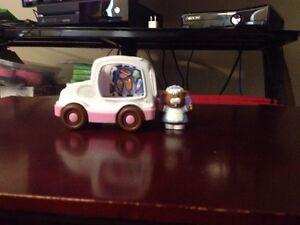 Little People Ice cream Truck set