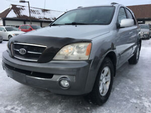 """2006 Kia Sorento EX 4x4 """"Safety And 12 Month Warranty Included"""""""