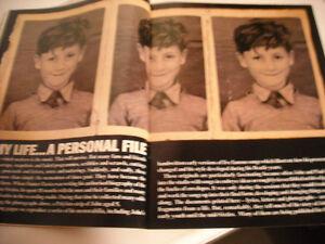 The Life & Legend of John Lennon Booklet. Peterborough Peterborough Area image 5