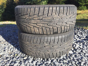 Two 225/45R17 Winter Tires
