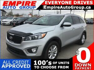 2016 KIA SORENTO LX * HEATED SEATS * BLUETOOTH * LOW KM