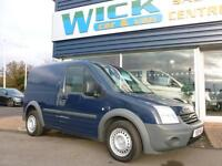 2011 Ford TRANSIT CONNECT T200 LR SWB 75ps Van Manual Small Van